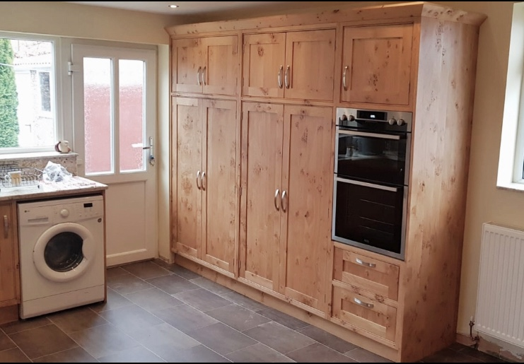 Solid Wooden Kitchens North Yorkshire