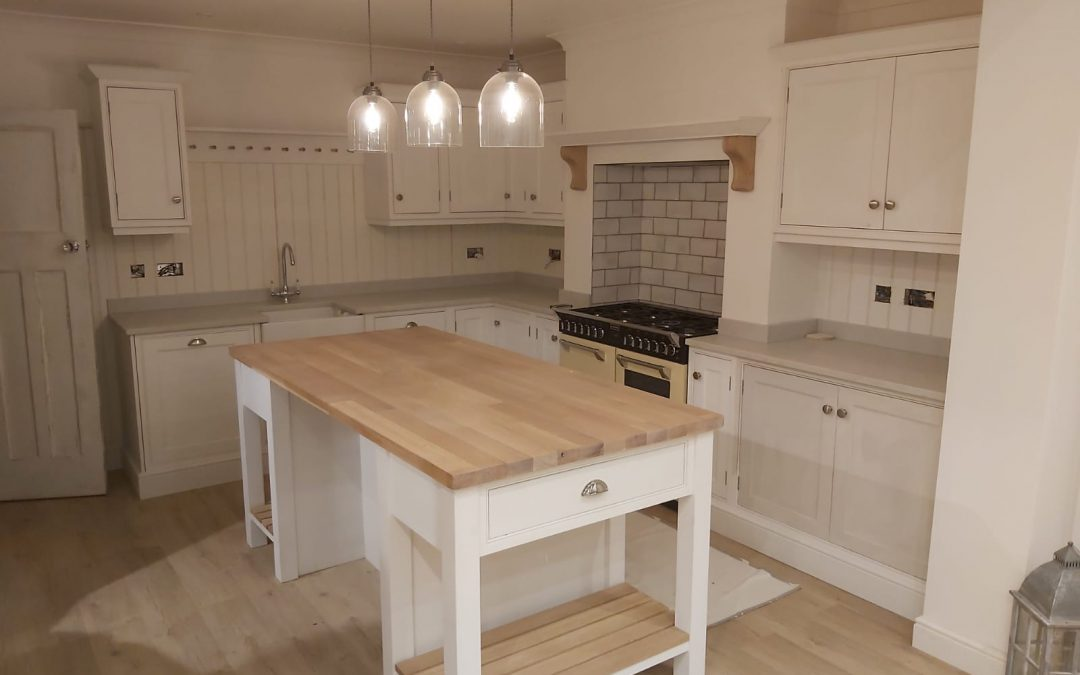 Hand Painted Kitchens North Yorkshire